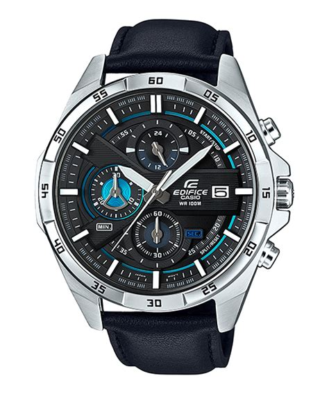 Casio Edifice Efr 553 Leather Brown Silver casio edifice efr 556l 1avudf for price in pakistan with free shipping available pk
