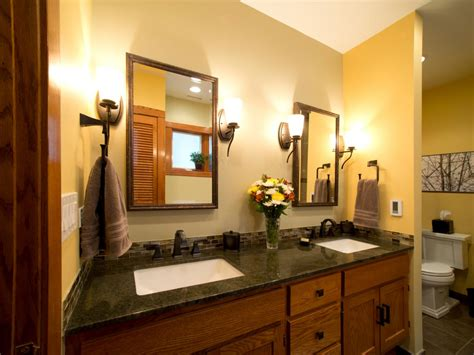 arts and crafts bathroom ideas zen arts and crafts bathroom nancy snyder hgtv