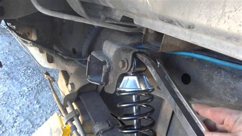 2008 ford edge rear shock removal and installation youtube diy f150 rear shock replacement youtube