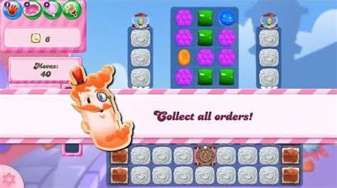 video candy crush saga level 2828 no boosters | candy