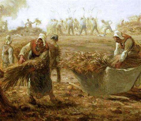 Costumbres De La Biblia Separando La Ciza 241 A Del Trigo