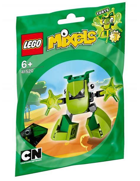 Lego Mixels Series 3 Torts Lego Mixels Serie 3 Torts 41520 Lego Mixels Teman
