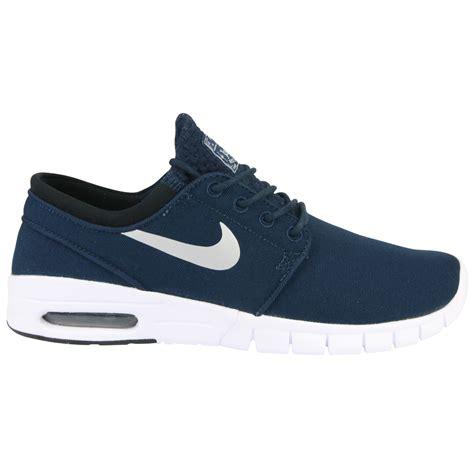Nike Stefan Janoski 01 nike sb stefan janoski max schuhe turnschuhe sneaker damen herren wei 223 schwarz ebay