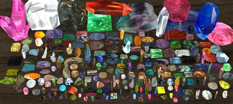 mine and cut gems at skyrim nexus mods and community the gemstone collector at skyrim nexus mods and community