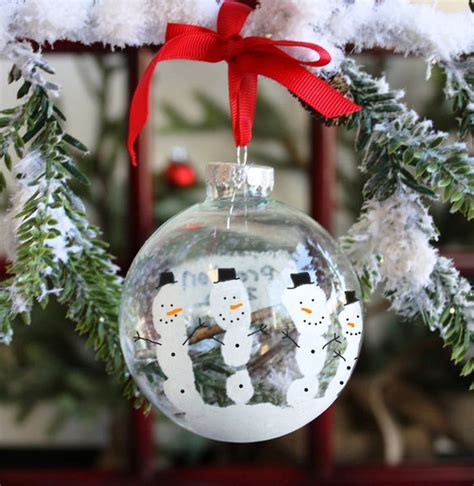 1000 ideas about snowman christmas ornaments on pinterest