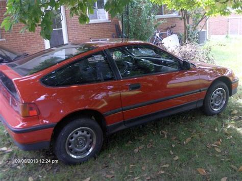 car owners manuals for sale 1988 honda cr x lane departure warning service manual auto air conditioning service 1988 honda cr x electronic toll collection 1988