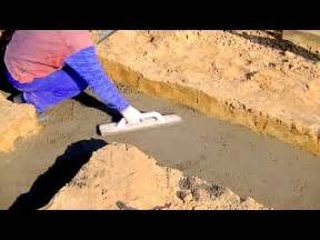 building a house step by step hd step 1 ground