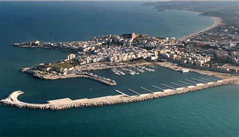 porto di vieste vieste fg turismo e ormeggi report