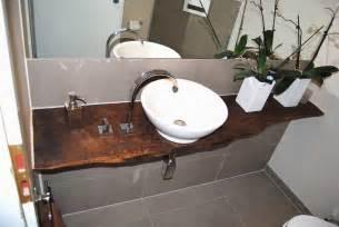 tisch für aufsatzwaschbecken selbst bauen holz waschtisch fantastisch waschtisch aus holz fr