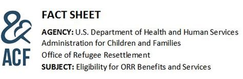 spotlight office of refugee resettlement acf