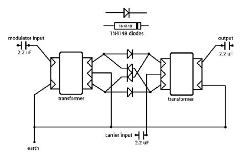 diode ring modulator definition electro view topic passive ring modulator