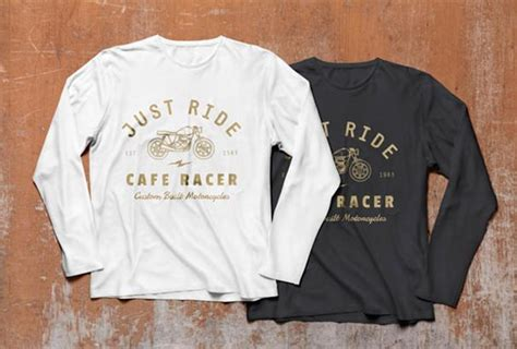 template t shirt long sleeve psd 75 awesome free t shirt mockups psd templates