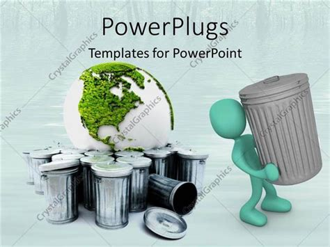 reduce reuse recycle environment powerpoint templates powerpoint template go green environmentally friendly