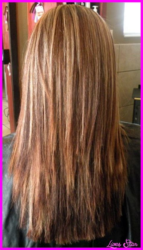 layered haircuts for thin hair back view long layered straight hair back www pixshark com