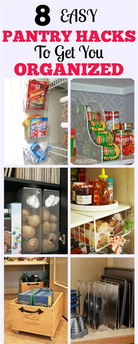 Ways To Organize Your Pantry by 8 Easy Ways To Organize Your Pantry House