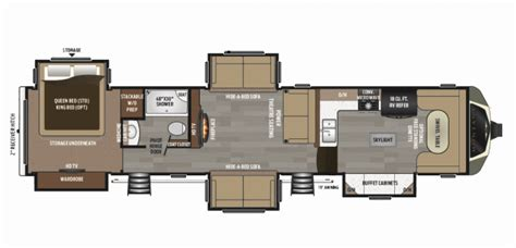 montana cers floor plans 2 bedroom 5th wheel floor plans room image and wallper 2017