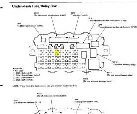 2005 Honda Accord Fuse Box Diagram 99 Accord Engine Diagram Get Free Image About Wiring Diagram