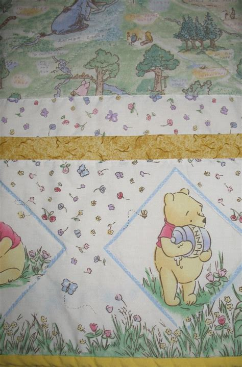 Winnie The Pooh Baby Quilts by 17 Best Images About Nursery Ideas On Baby