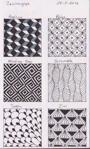zentangle pattern beeline 809 best images about zentangles doodles and pen ink on