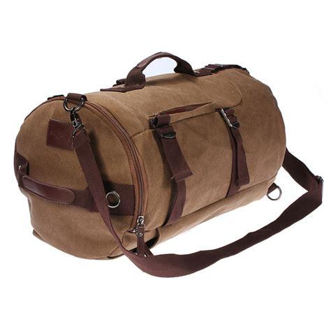Travel Bag Tas Travel 46cmx27cmx27cm coffee large capacity travel bag outdoor mountaineering backpack hiking