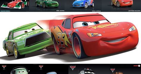 jual stiker dinding wall sticker cars2 disney