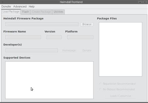 tutorial heimdall linux technology education and tutorials april 2012