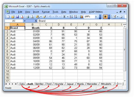 asap utilities for excel changes in version 4 6 4