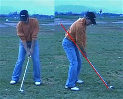 Adressaufkleber Position by How To Power The Golf Swing
