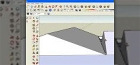 sketchup tutorial intersect how to intersect roofs on google sketchup 171 internet