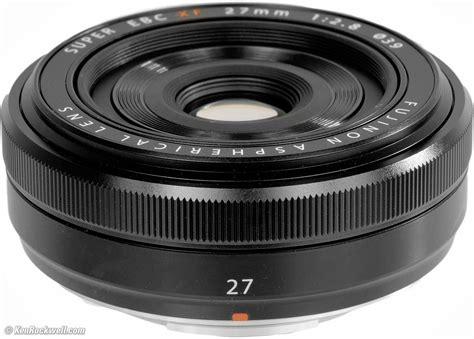 Lensa Fujifilm Xf 27mm F 2 8 Silver Garansi Resmi fuji xf 27mm f 2 8 review