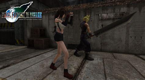 games final fantasy vii remake megagames