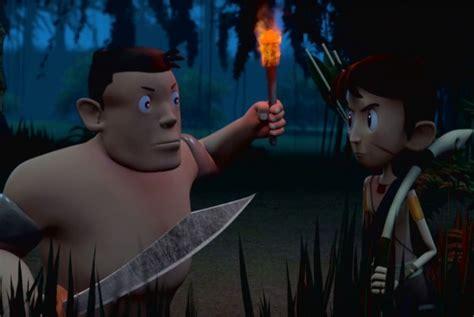 film terbaru anak multimedia smk negeri 2 sang film animasi dongeng indonesia buatan siswa smk dari kudus