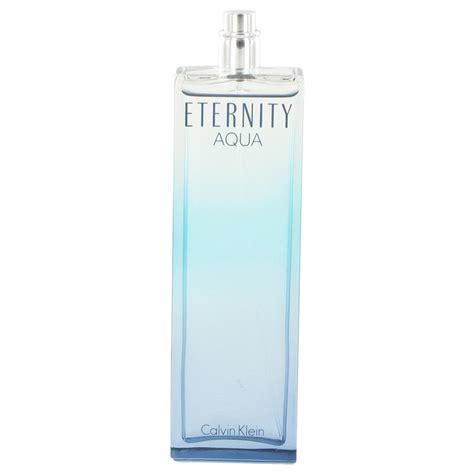 Parfum Eternity Aqua eternity aqua by calvin klein 3 4 oz eau de parfum spray tstr for ebay