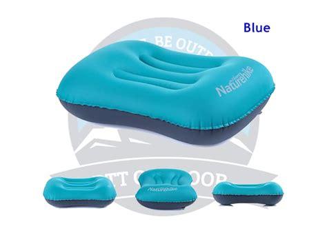 Naturehike Bantal Angin Aeros Pillow naturehike aeros portable pillow ptt outdoor