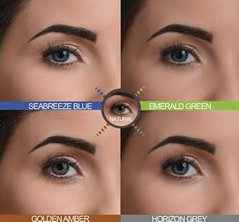 toricolors toric colored contact lenses