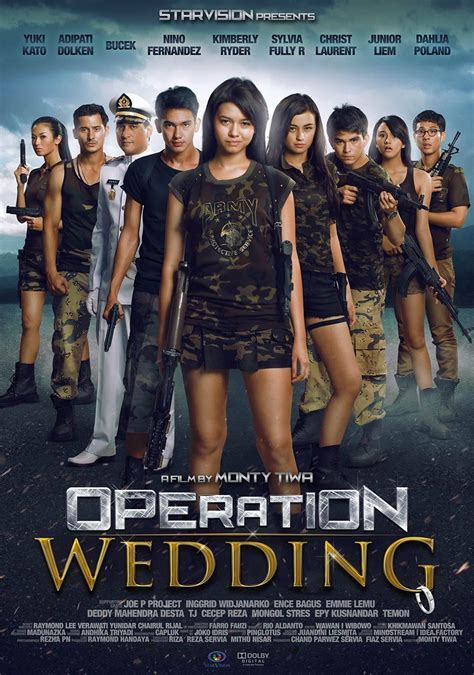 yuki kato di film operation wedding review operation wedding 2013 twisted suspense