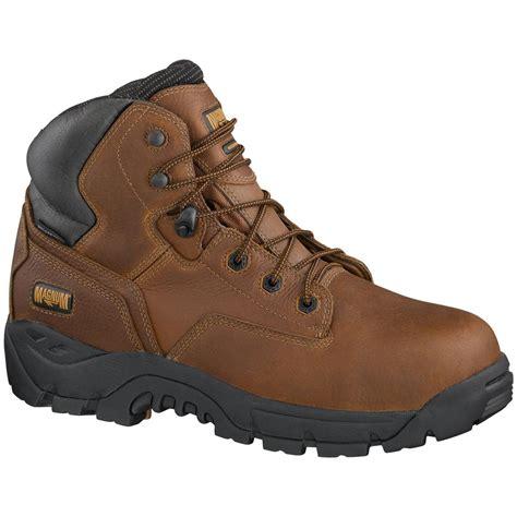 composite toe hiking boots s magnum 174 precision v lite waterproof composite toe