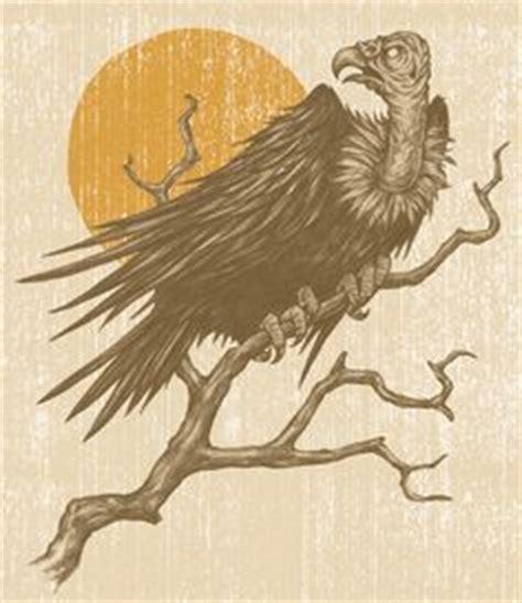 simple vulture tattoo drawn reptile buzzard pencil and in color drawn reptile