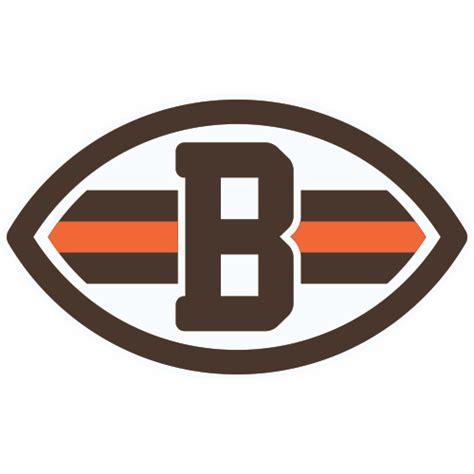 Kaos Sport Football Cleveland Browns Alternate Logo 2003 2014 cleveland browns alternate logo logo iron on sticker heat transfer version 2 model hts nfl