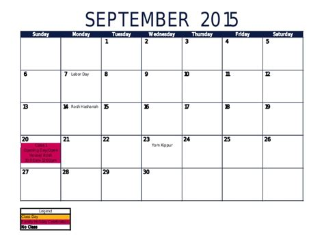 Cps School Calendar 2015 16 Labor Day September 2015 Calendar Calendar Template 2016