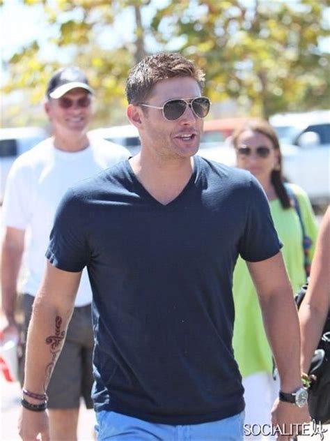 jensen ackles tattoo does ackles a supernatural amino