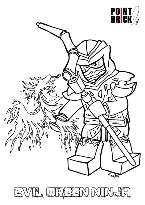 coloring pages green ninja lovely ninjago green ninja coloring pages follows
