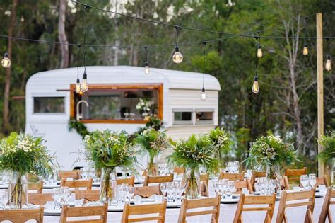 Rainforest, Lakeside and Outdoor Wedding Style Guide