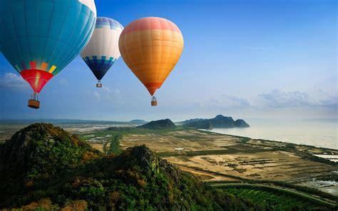 hot air balloon desktop hot air balloons desktop wallpapers
