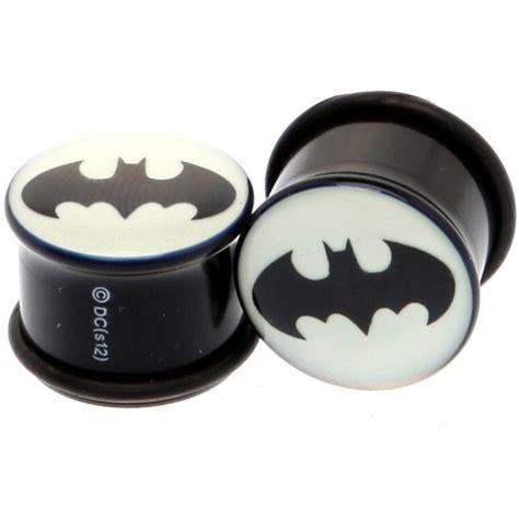 Kaos Logo Batman Glow In The 72 best piercing jewelry ear gauges images on