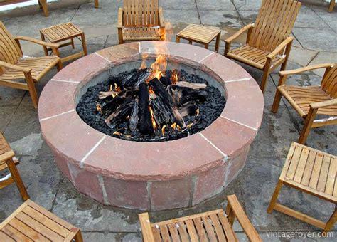 red hot ideas   backyard fire pit design