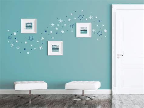 Bilderrahmen Wand Ideen by Wandtattoos Mit Bilderrahmen Kombiniert Neue Wandideen