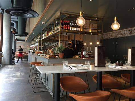 Camino Restaurant by A True Taste Of Spain In Bankside Camino