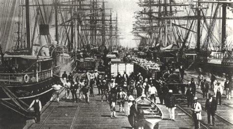 history  international shipping poi australia