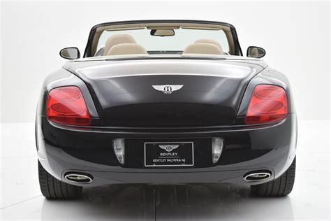 2008 bentley convertible 2008 bentley continental gt convertible